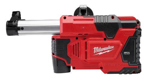 MILWAUKEE M12DE/2 0 AH + HD BOX - ASPIRADORA EN SECO Y HUMEDO