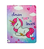 #6: Shopaholic Dream Like Unicorn Trendy File Folder for Kids/Teenagers/Office Purpose