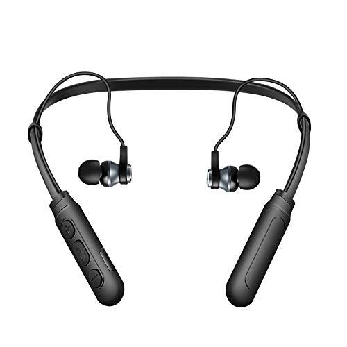 MObast In Ear Kopfhörer Bluetooth Sport Headset Stereo Neckholder Schweißbeweis Funk Ohrhörer