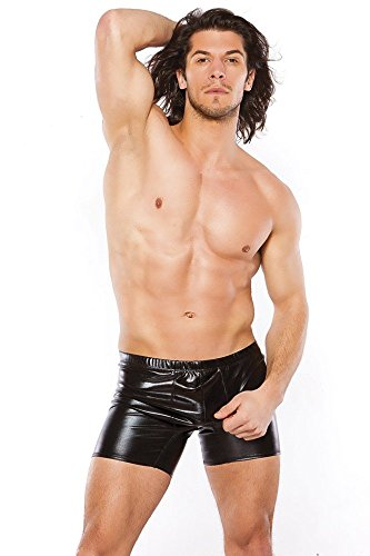 allure-mens-zeus-wet-look-back-shorts-black-one-size
