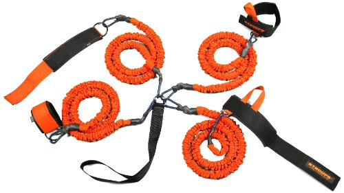Stroops Double Gun Funktionelle Performance System, Unisex, Double Gun, orange -