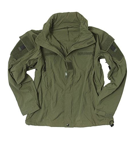 Bikes and Military US-Army Softshell Jacke GEN.III Oliv (XL) -