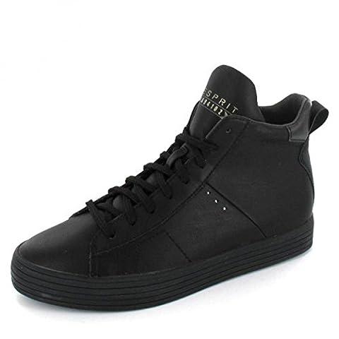 Esprit Sneaker high Größe 41, Farbe: schwarz