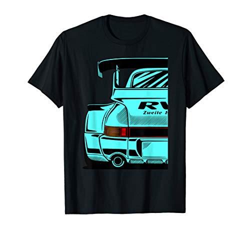 Retro Tuning JDM Auto 911 964 Gaming Motorsport für Männer T-Shirt