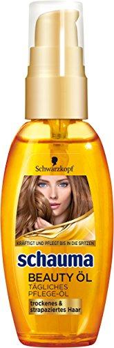 Schwarzkopf Schauma Beauty Öl Kur, 6er Pack (6 x 50 ml)