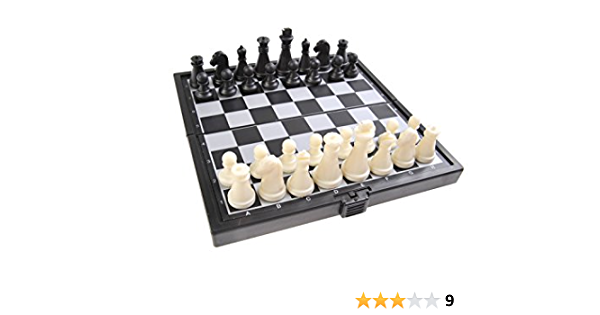 Chess-electromagnetic Super Mini Travel Edition Quantum Abacus Magnetic Board Game