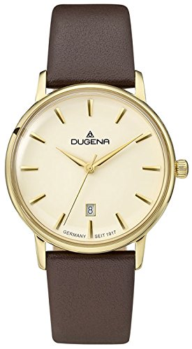 Dugena Unisex Adult Analogue Automatic Watch with None Strap 4460789