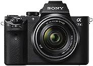 Sony Alpha 7M2 E-Mount Vollformat Digitalkamera (24,3 Megapixel, 7,6cm (3 Zoll) LCD, Full HD Video (XAVC S, AV