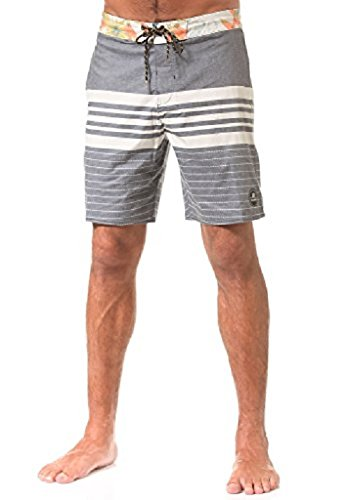 Billabong short de bain pour homme spinner Multicolore - noir