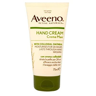 Aveeno Intense Relief Hand Cream 75 ml and Shea Butter Body Lotion 300 ml Set