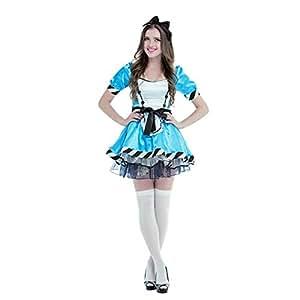 Deguisement Maid outfit Lolita Barbie Robe femme adulte