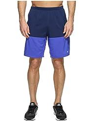 Image of 'Nike 9Distance Pantaloncini, Uomo, UOMO, 9 Distance, azul (binary blue / paramount blue), 2XL