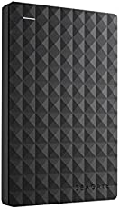 Seagate 3TB Expansion USB 3.0 Portable 2.5 Inch External Hard Drive for PC, Xbox One and Playstation 4