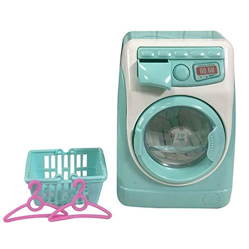 Balai Waschmaschine vorgeben Spielzeug, Mini Simulation Puppenhaus Möbel Küche Spielzeug, Kinder Kinder Spielhaus Spielzeug Waschmaschine