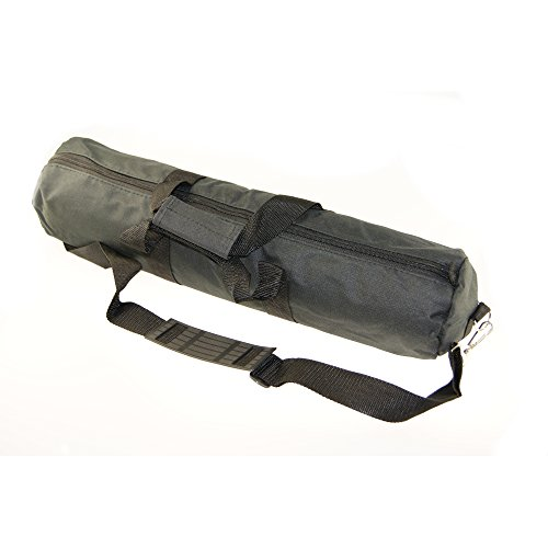 Ex-Pro® Stativ Tasche/Schaumstoff gepolsterte 1680D Nylon [tragen oder über Schulter]-71,1cm 70cm x 12cm-schwarz -