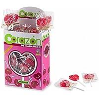 Candy Cuore - lecca lecca - 110 unità