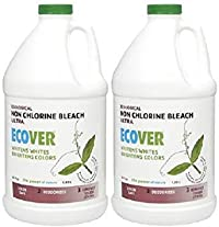 Ecover NonChlorine Bleach 64 Oz2 Ct Quantity Of 1