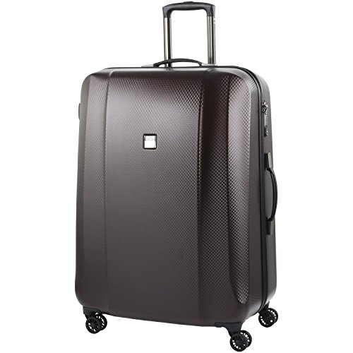 """TITAN Valise trolley """"Xenon Deluxe"""" avec 4 roues champagne Koffer, 74 cm, 113 liters, Beige (Champagne) Beige (Champagne)"""