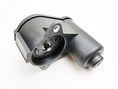 Just German Parts 3C0998281 Bremssattel hinten, Servo-Motor, elektrische Handbremse, 6 Zahn