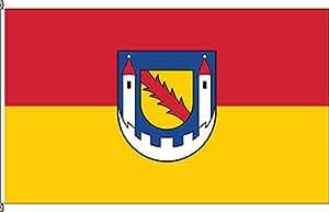 Hochformatflagge Hayingen - 150 x 400cm - Flagge und Fahne