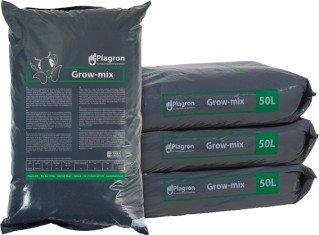 Plagron Grow-mix, enthält Perlite, 50 L - 2
