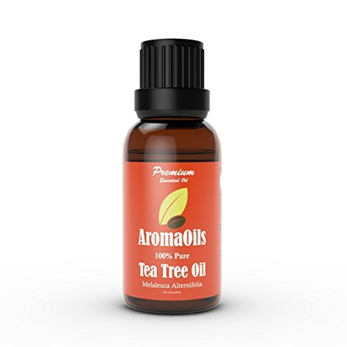 Teebaumöl – 100% Pure Therapeutische Grade Melaleuca Öl – Beste für die Haut Tags Entfernung, Nail Fungus Treatment, Aromatherapie, Hibiskus Massage Öl, Akne, Hair Conditioner, Gesichtswasser, Feuchtigkeitsspender – antiseptische
