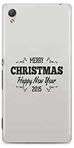 Sony Z3 Plus Back Cover by Vcrome,Premium Quality Designer Printed Lightweight Slim Fit Matte Finish Hard Case Back Cover for Sony Z3 Plus