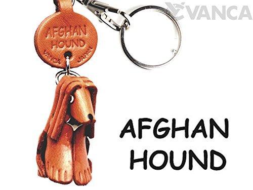 (Handmade der Handwerker in Japan) Vanca CRAFT Leder Schl?sselanh?nger Afghane Hund ?berall Demo (Japan-Import)
