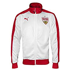 Puma Herren Trainingsjacke Rot S