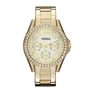 Fossil Riley Damen Armbanduhr