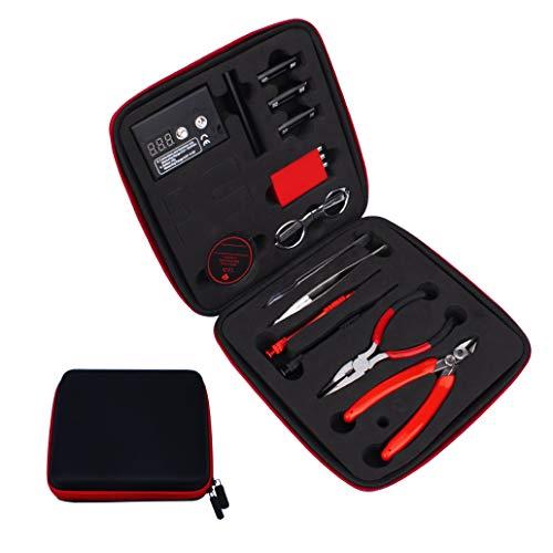 Coil Master 100% authentische DIY KIT Tool Set Elektronische Zigaretten tool Kit Mini Coil Jig Tool Kit Wickelzubehör-Set Werkzeug -