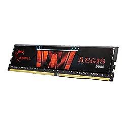 G.SKILL DDR4 2400MHZ AEGIS SERIES (4GB)