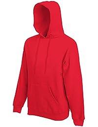 official photos d5595 249c1 Suchergebnis auf Amazon.de für: hoodie rot - Herren: Bekleidung