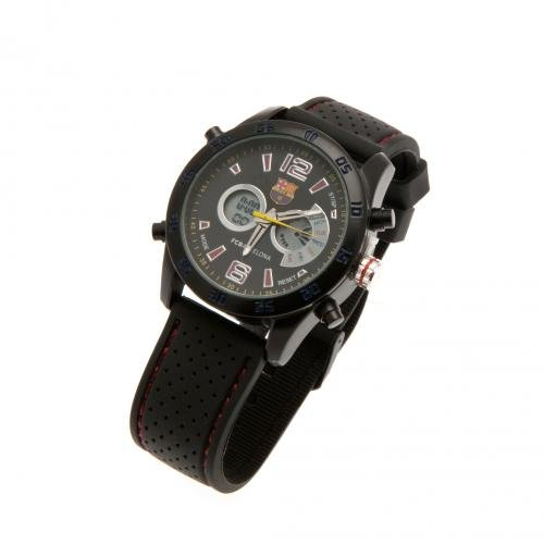 FC Barcelona Reloj de pulsera Watch Mens cl