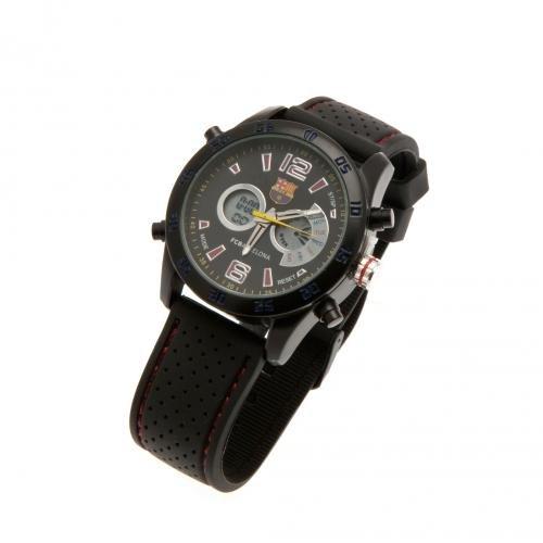 FC Barcelona Reloj de pulsera Watch Mens cl