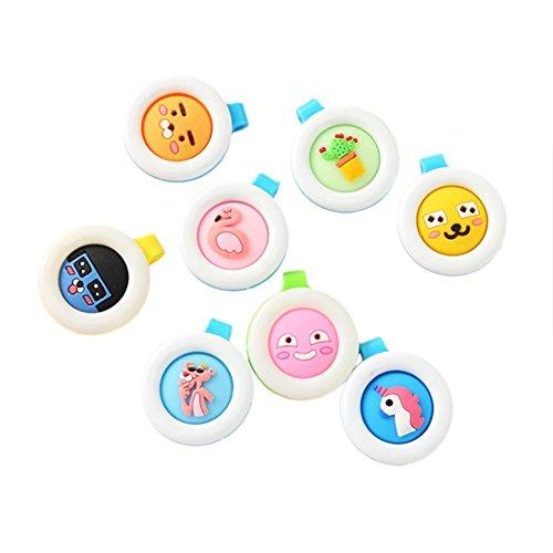 gereton Cartoon massiv Mückenschutz Button Haushalt Mückenschutz Handgepäck Button
