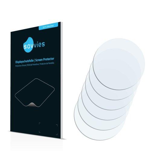 6-pack-savvies-pellicola-protettiva-per-garmin-forerunner-110-protezione-proteggi-schermo-trasparent