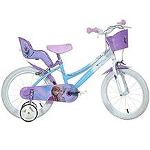 Dino Bikes 146R-FZ bicicletta - Bicicleta (Ruedas de entrenamiento)