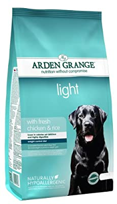 Arden Grange Adult Light Dog Food - cheap UK light shop.
