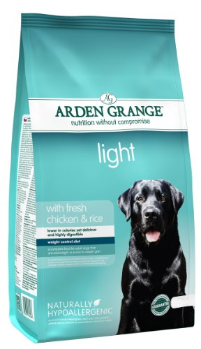 Arden Grange Light Chicken and Rice Adult Dog Food