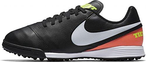 Nike Jungen 819191-018 Fußballschuhe Schwarz
