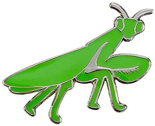 blue-bug-pin-badge-mantis