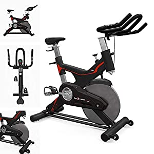 We R Sorts Indoor Studio Cycle Exercise Spin Bike Fitness Cardio Indoor Aerobic Spinning Bike Mach RS5000 Bike