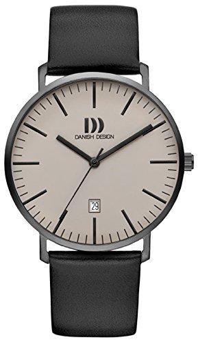 Danish Design Reloj Analógico para Hombre de Cuarzo con Correa en Cuero IQ14Q1237