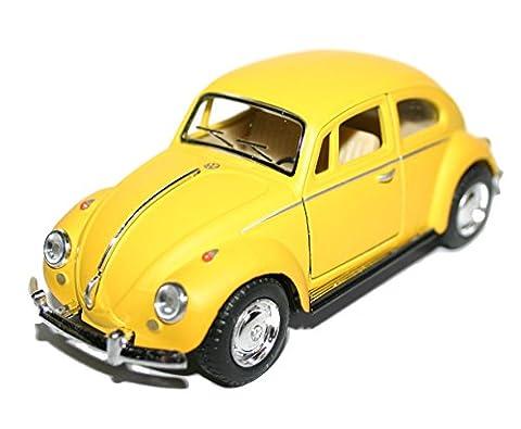 Volkswagen VW 1967 Classical Beetle Model Car Die-Cast Metal Opening