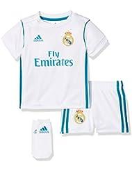 adidas Real H Set, Baby, Blanco / Azuint, 68