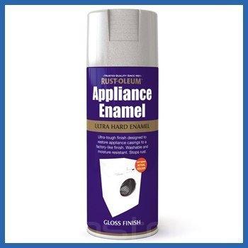 400ml Appliance Enamel St Steel
