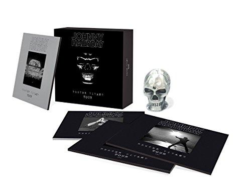 Rester vivant tour – Édition Collector ultra-limitée (Coffret DVD+3CD + tête de mort miniature de la tournée)
