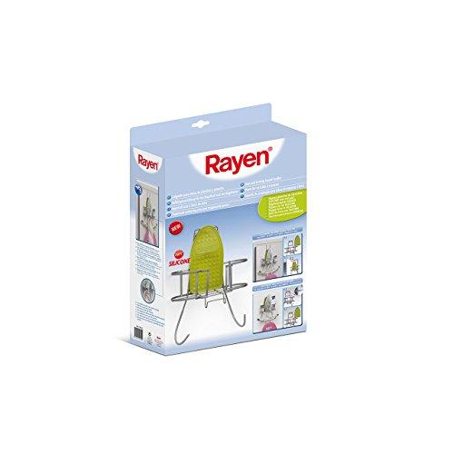 Rayen 2100Halterung für Bügelbrett und Bügeleisen Rayen für Tür oder Wand - 2