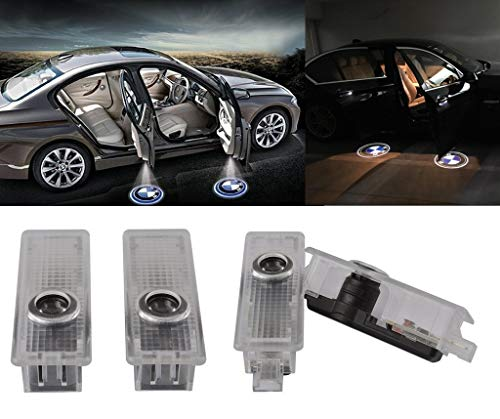 ALBRIGHT 4 x Proyector LED Puerta Coche proyector